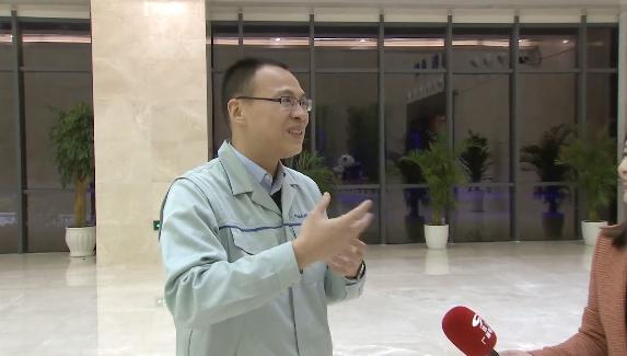中电熊猫G8.6项目指挥部综合管理组副组长 马群